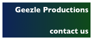 Geezle Productions Logo